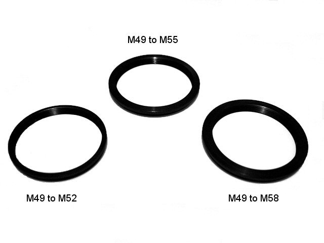 M49 Adapter Rings