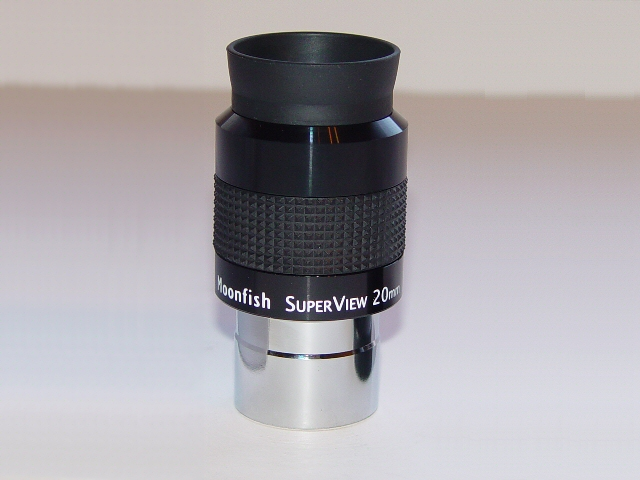 Ocular 20mm SuperView 68° 1.25""